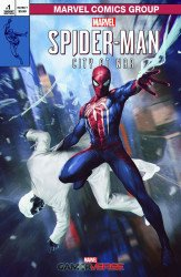 Marvel Comics's Marvel's Spider-Man: City at War Issue # 1f.planet-a