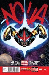 Marvel's Nova Issue # 6