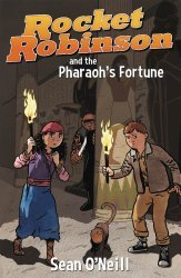 Dark Horse Comics's Rocket Robinson and the Pharaoh's Fortune Soft Cover # 1