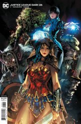 DC Comics's Justice League Dark Issue # 26b