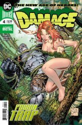 DC Comics's Damage Issue # 4