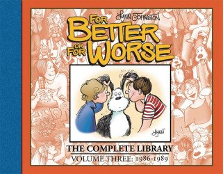 IDW Publishing's For Better or for Worse: The Complete Library  Hard Cover # 3