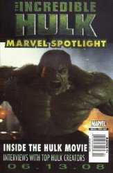 Marvel Comics's Marvel Spotlight: The Incredible Hulk Issue # 1b