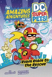 Capstone Press's DC Super Pets: Robin Robin To The Rescue TPB # 1