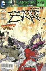 DC Comics's Justice League Dark Issue # 13