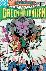 DC Comics's Green Lantern Issue # 161