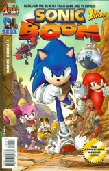 Archie's Sonic Boom Issue # 1