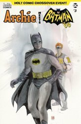 Archie Comics Group's Archie Meets Batman '66 Issue # 3f