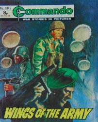 D.C. Thomson & Co.'s Commando: War Stories in Pictures Issue # 1045