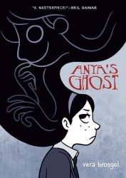 First Second Books's Anya's Ghost Hard Cover # 1