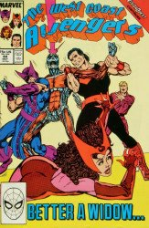 Marvel Comics's West Coast Avengers Issue # 44