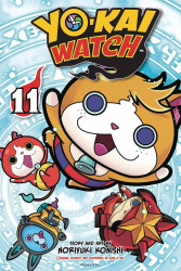 Viz Media's Yo-Kai Watch TPB # 11