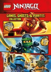 Little, Brown Books for Young Readers's Lego Ninjago: Games, Ghosts & Pirates Collection Hard Cover nn
