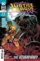 DC Comics's Justice League Dark Issue # 7