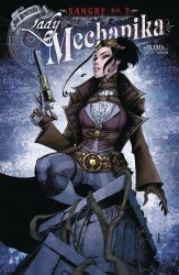 Benitez Productions's Lady Mechanika: Sangre Issue # 2