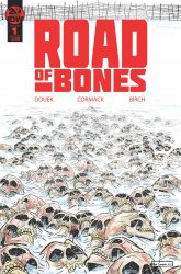 IDW Publishing's Road of Bones Issue # 1 - 2nd print