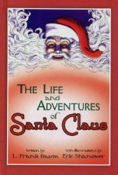 IDW Publishing's Life and Adventures of Santa Claus Hard Cover # 1