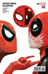 Marvel's Spider-Man / Deadpool Issue # 6
