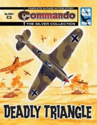 D.C. Thomson & Co.'s Commando: For Action and Adventure Issue # 4954