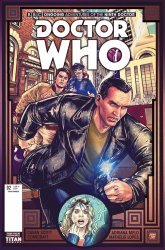 Titan Comics's Doctor Who: 9th Doctor Issue # 2c