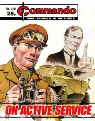 D.C. Thomson & Co.'s Commando: War Stories in Pictures Issue # 2181