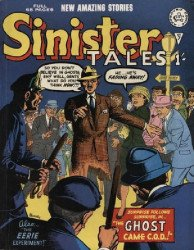 Alan Class & Company's Sinister Tales Issue # 7