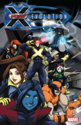 Marvel Comics's X-Men: Evolution Soft Cover # 1b