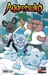 Oni Press's Aggretsuko Issue # 5