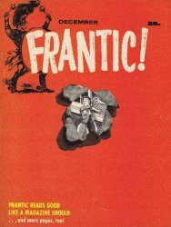 Pierce Publishing Co.'s Frantic! Issue # 2