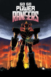 BOOM! Studios's Saban's Go Go Power Rangers Issue # 20d