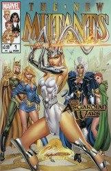 Marvel Comics's New Mutants: Dead Souls Issue # 1jsc-b