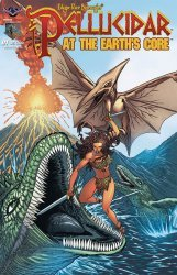 American Mythology's Pellucidar: At the Earth's Core Issue # 1