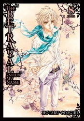 Yen Press's The Betrayal: Knows My Name Soft Cover # 8