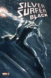 Marvel Comics's Silver Surfer: Black Issue # 1iron lion-a