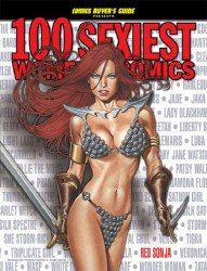 Krause Publications's Comics Buyer's Guide Presents: 100 Sexiest Women in Comics Soft Cover # 1