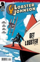 Dark Horse's Lobster Johnson: Get the Lobster Issue # 5
