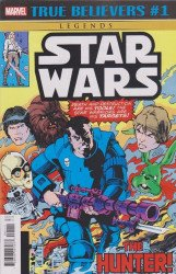 Marvel Comics's True Believers: Star Wars - The Hunter Issue # 1