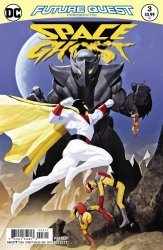 DC Comics's Future Quest Presents Issue # 3