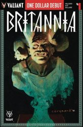 Valiant Entertainment's Britannia Issue # 1 - one $-a