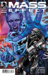 Dark Horse Comics's Mass Effect: Discovery Issue # 3