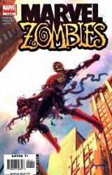 Marvel Comics's Marvel Zombies Issue # 1