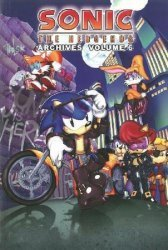Archie Comics Group's Sonic the Hedgehog: Archives TPB # 6 - 2nd print