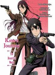 Vertical's Kino's Journey: The Beautiful World Soft Cover # 5