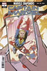 Marvel Comics's Captain Marvel: Marvels Snapshots Issue # 1c