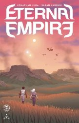 Image Comics's Eternal Empire Issue # 4