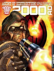 Rebellion's 2000 A.D. Issue # 2078