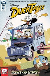 IDW Publishing's DuckTales: Silence and Science Issue # 3ri