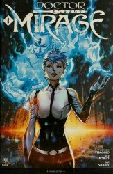 Valiant Entertainment's Doctor Mirage Issue # 1diamond
