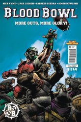 Titan Comics's Blood Bowl: More Guts, More Glory Issue # 1c
