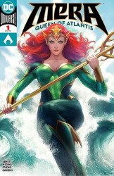 DC Comics's Mera: Queen of Atlantis Issue # 1eccc
